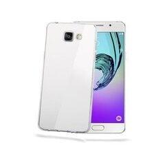Aizsargājošs vāciņš Celly GELSKIN Samsung Galaxy A5 (2017), caurspīdīgs