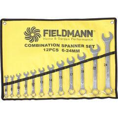 Plakanas atslēgas Fieldmann FDN 1010, 12 daļas