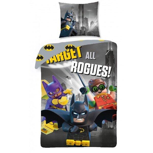 Gultas veļas komplekts Lego Batman, 2 daļas