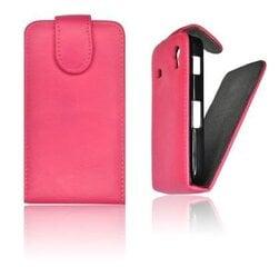Vertikāli atverams maciņš Forcell Prestige Vertical Case priekš Nokia C6, Rozā cena un informācija | Vertikāli atverams maciņš Forcell Prestige Vertical Case priekš Nokia C6, Rozā | 220.lv