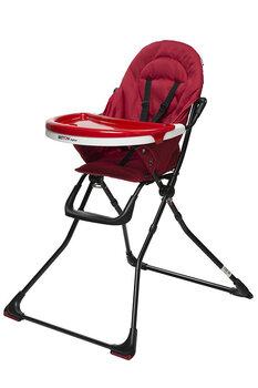 Bērnu barošanas krēsls Britton Alpha+, Salsa Red