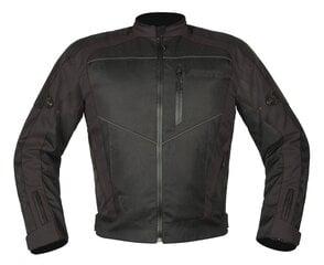 Куртка Akito Horizon, черная цена и информация | Мотокуртки | 220.lv