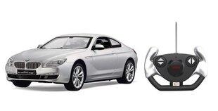 Radiovadāms automodelis Rastar BMW 6 Series 42600, 1 gab cena un informācija | Radiovadāms automodelis Rastar BMW 6 Series 42600, 1 gab | 220.lv