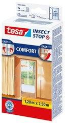 Aizsardzības siets durvīm pret kukaiņiem Comfort balts 2x0,65mx2,5m