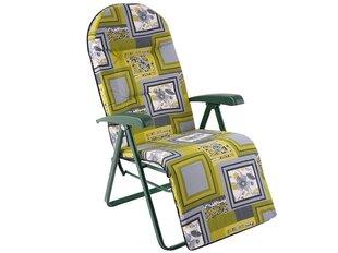 Guļamkrēsls Galaxy Plus cena un informācija | Dārza krēsli | 220.lv
