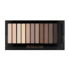 Комплект теней для век Makeup Revolution London Redemption Palette Iconic Elements 14 г