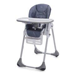 Barošanas krēsls Chicco Polly Easy, Denim cena un informācija | Barošanas krēsli | 220.lv