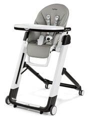 Barošanas krēsls Peg Perego Siesta, Ice cena un informācija | Barošanas krēsli | 220.lv