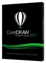 Программа Corel Corel DRAW Graphics Suite 2017