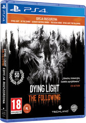Spēle Dying Light The Following Enchanced Edition, PS4