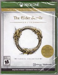 Spēle The Elder Scrolls Online: Tamriel Unlimited, XBOX ONE