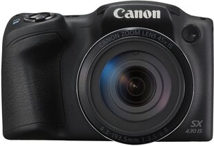 CANON D.CAMERA Powershot SX430 BK EU26