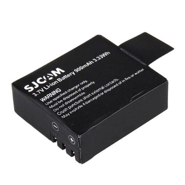 Origināls SJCam akumulators priekš SJ4000 SJ5000, 900mAh 3.33Wh Li-Ion