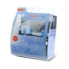 M-Tech Powertec SuperWhite H1 12V, 2 gab.
