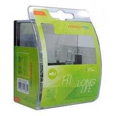 Spuldze M-Tech Powertec Long life H1 12V, 2 gab.
