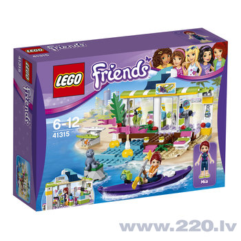 41315 LEGO® Friends Heartlake Surf Shop Магазин