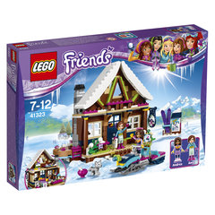 41323 LEGO® Friends Snow Resort Chalet Снегопад