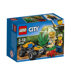 60156 LEGO® City Jungle Buggy džungļu baģijs