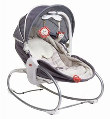 Bērnu šūpuļkrēsls Tiny Love Napper 3in1, grey
