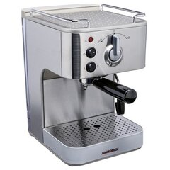 Gastroback Espresso machine 42606 Pump pressure 15 bar, Built-in milk frother, Coffee maker type Fully-auto, 1250 W, Stainless steel