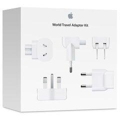 Apple World Travel adapteru komplekts