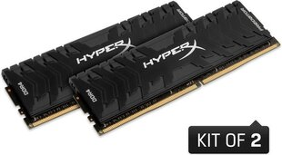 Kingston HyperX Predator, 2x16GB, DDR4 (HX430C15PB3K2/32) cena un informācija | Kingston HyperX Predator, 2x16GB, DDR4 (HX430C15PB3K2/32) | 220.lv