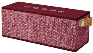 Bezvadu skaļrunis FRESHN REBEL Rockbox Brick Bluetooth, Ruby