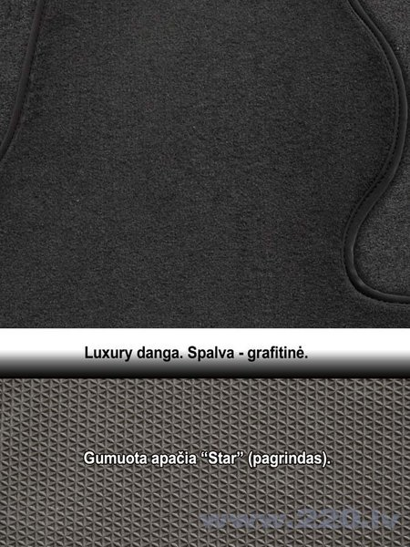 ARS FORD KUGA 2013-> /14\1 Luxury