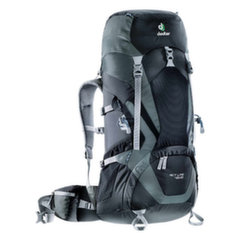 Mugursoma Deuter ACT Lite 40+10 black-granite 50
