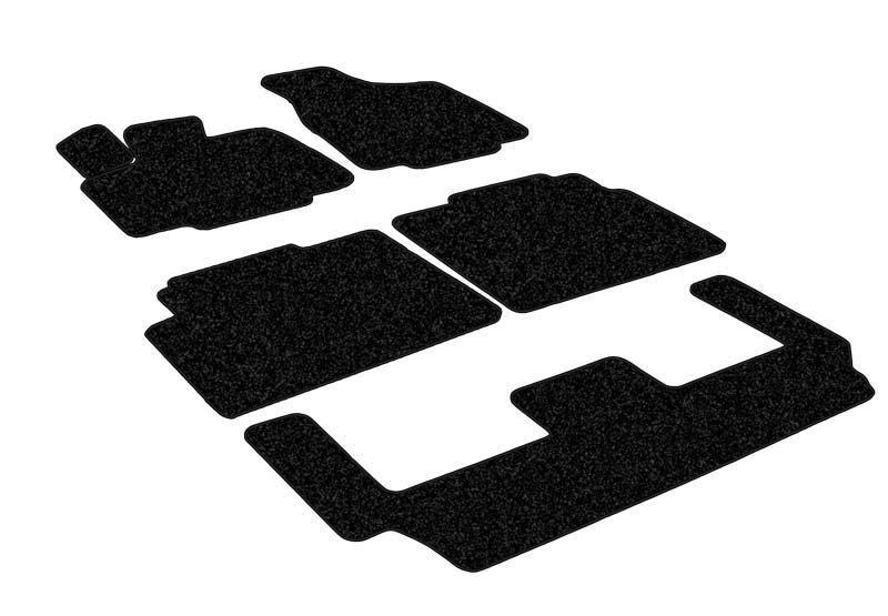 ARS VOLKSWAGEN ROUTAN 2008-2015 (automatas, I, II, ir III e.) /MAX4 Standarta pārklājums cena un informācija | Tekstila paklājiņi pēc auto modeļiem | 220.lv