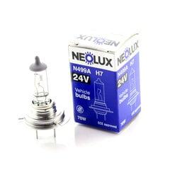 Autospuldze Neolux H7, 70W