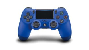 Sony DualShock 4 v2, PS4, Wireless, zils