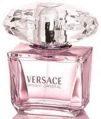 Tualetes ūdens Versace Bright Crystal edt 50 ml
