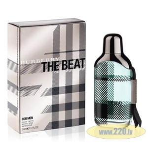 Туалетная вода Burberry The Beat For Men edt 100 мл цена и информация | Vīriešu smaržas | 220.lv