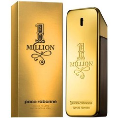 Tualetes ūdens Paco Rabanne 1 Million edt 50 ml