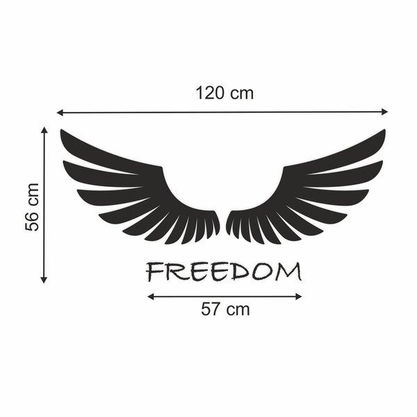 Spogulis - dekorācija Brīvības Spārni