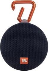 JBL Clip 2 Black cena un informācija | Portatīvie skaļruņi, audio atskaņotāji un austiņas | 220.lv