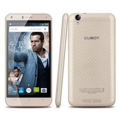 Cubot Manito Dula LTE, Zeltains
