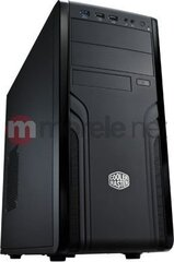 Cooler Master computer case CM Force 500 black ( without PSU ) цена и информация | Корпуса | 220.lv