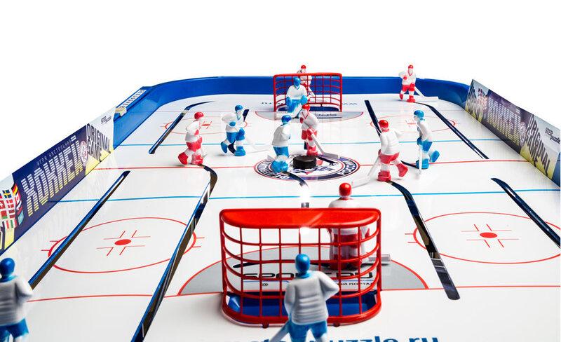 Galda hokejs Step Puzzle