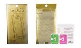 Aizsargplēve-stikls Gold priekš LG K7 X120 cena un informācija | Aizsargplēve-stikls Gold priekš LG K7 X120 | 220.lv