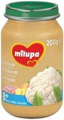 Пюре цветной капусты с ветчиной и картофелем Milupa, 8 мес+, 200 г