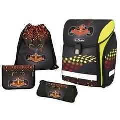 Набор Herlitz Midi Plus Формула 1 50007783 цена и информация | Рюкзаки, пеналы, мешки для обуви | 220.lv