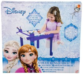 Стол для рисования Frozen