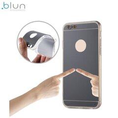 Чехол - крышка Blun Mirror для Samsung G935F Galaxy S7 Edge, Серый
