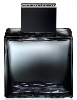 Tualetes ūdens Antonio Banderas Seduction in Black edt 50 ml