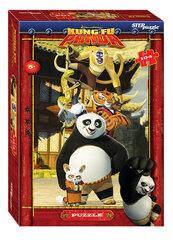 "Пазл ""Kung Fu Panda"", Step puzzle, 104 части"