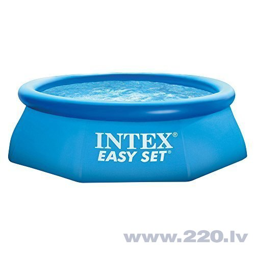 Baseins Intex Easy set 244 x 76 cm cena