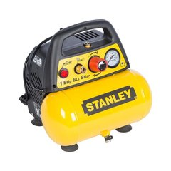 Безмасляный воздушный компрессор Stanley C6BB34STN039