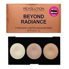 Палетка для моделирования макияжа Makeup Revolution London Beyond Radiance 15 г